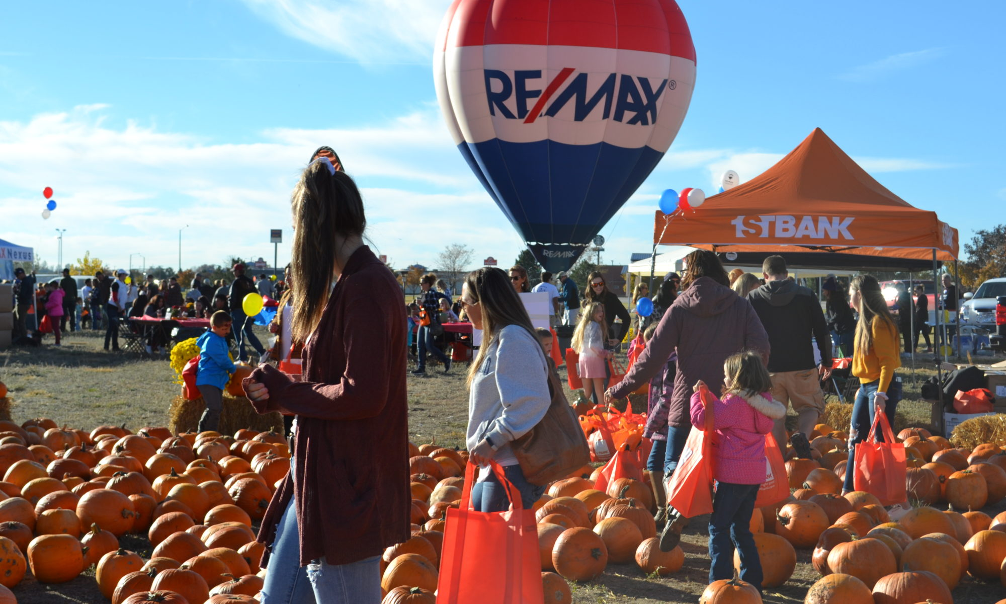 RE/MAX Nexus fall festival 2018